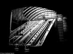 Down The Rabbit Hole - Canary Wharf Underground London (2 of 5)