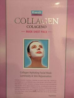 Corell Cosmetics Collagen Mask Sheet Pack