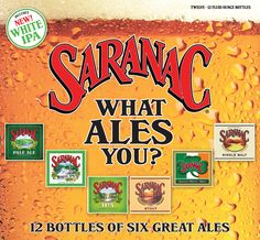 Saranac Pumpkin Ale is a very drinkable beer. You will be able to have more than one at a time, it's not overly sweet.