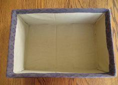 New cardboard furniture diy tutorials fabrics 29 Ideas Cardboard Organizer, Cardboard Box Crafts, Cardboard Furniture, Diy Pallet Furniture, Gift Bag Storage, Fabric Storage Boxes, Fabric Boxes, Fabric Covered Boxes, Bedroom Crafts