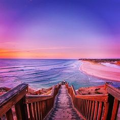 Stunning beach and sunset at Coastview Motorinn Port Noarlunga South #coastviewwiththemostview