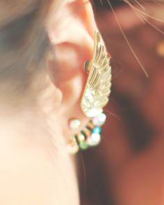 Wing Ear Cuff from #YesStyle <3 kitsch island YesStyle.co.uk