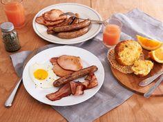 Breakfast Sausage & Bacon Sampler