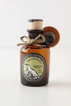 Blackbird perfum oil @Anthropologie