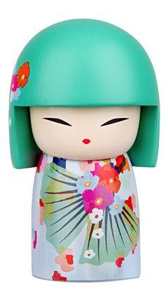 Kimmidoll Mini Shigeko Aug 2015