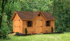 workshop shed 12 x 16 loft carriage house - Google Search
