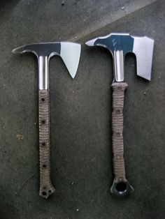 "MBB Miller Bros. Blades Tomahawk 1/2"" G-10 handles"