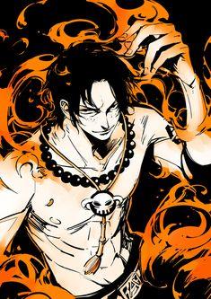Portgas D. Ace | One Piece