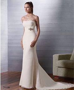 vestidos de novia ajustados sirena en vipiure - Buscar con Google