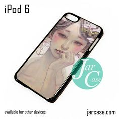 Beautiful asian face YP iPod Case For iPod 5 and iPod 6