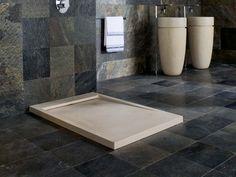 Platos de ducha. Concebidos por Systempool ofrecen estilo y dise?o para el plato de ducha de tu ba?o. Porcelanosa Grupo al servicio del agua y el dise?o.