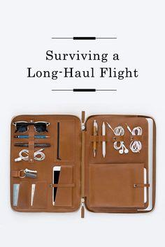 gentlemansessentials: Travel Gear Gentleman's Essentials