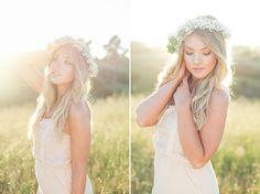 Photo Fridays | Summer Bohemian Bridal Shoot