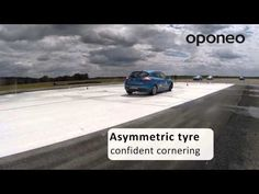 Asymmetrical tyres ● Hints from Oponeo™ - YouTube