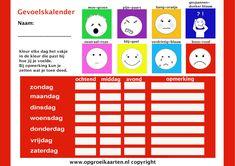 Gevoelskalender 4 - gratisbeloningskaart.nl