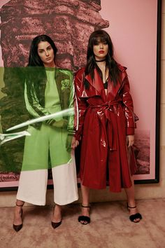 Los 7días/7looks de Kristina Bazan & Fiona Zanetti © Noel Quintela Realización: Noelia Terrón-Laya