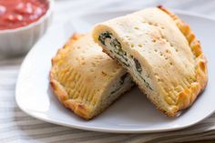 Gluten-Free Calzones from King Arthur Flour