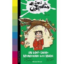 Rémi Clafoutis from The Bilingual Bookshop
