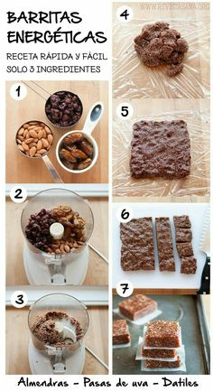 Fitness food healthy snacks Super ideas food fitness is part of Workout food - Healthy Desserts, Raw Food Recipes, Sweet Recipes, Snack Recipes, Dessert Recipes, Healthy Recipes, I Love Food, Good Food, Yummy Food