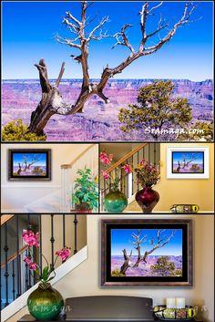 Southwestern Decor Photography, Driftwood Wall Art Grand Canyon Photo, National Park Art, Desert Decor Arizona wall Art Driftwood Wall Art, Southwestern Decorating, Park Art, Mindfulness Art, Beach Canvas Wall Art, Christmas Deserts, Small Cafe Design, Bakery Design, Grand Canyon