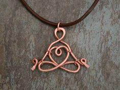 "Little Yogi - ""Heart-Space-Gratitude"" - yoga jewelry - zen - meditation - love- copper yogi necklace - lotus - gyan mudra on Etsy, $30.00 #ZenMeditation"