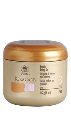 KeraCare Products Protein Styling Gel » Avlon Industries