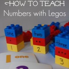 http://teachersofgoodthings.com/how-to-teach-numbers-with-legos/