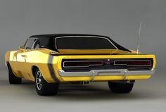 69 Charger
