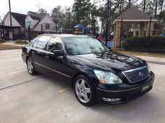 Dont miss out on this amazing Lexus Ls430 the big boy of its class. This was a non smoker car in great shape. Contact us to make an appt.