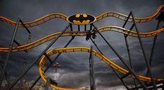 Die Batman-Achterbahn: http://www.wihel.de/wtf/die-batman-achterbahn_38847.html