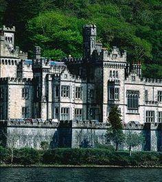 A beautiful castle in Ireland.  I love castles.