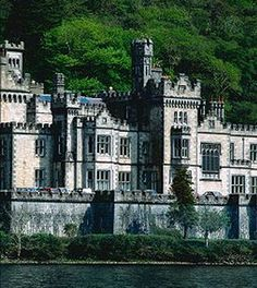A beautiful castle in Ireland.  I love castles.