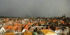 Deventer weather contrast