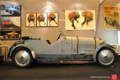 Bugatti Type 44 - 1930