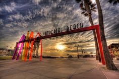 Imperial Beach, CA by www.tropicalphotosbylarson.com, via Flickr