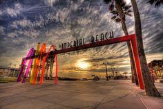 Imperial Beach, CA by www.tropicalphotosbylarson.com, via Flickr