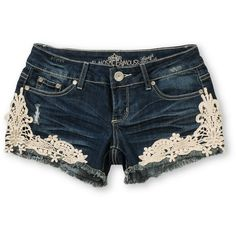 Girls: Blue Jeans and Denim Jackets, Pants, Shorts, & Skirts | Hot ...