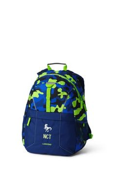 ClassMate+Small+Backpack+-+Print+from+Lands'+End