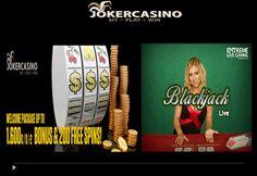 Thumbnail for joker, kasino bonuser Casino Bonus, Joker, Ads, Social Media, Image, The Joker, Jokers, Social Media Tips, Social Networks