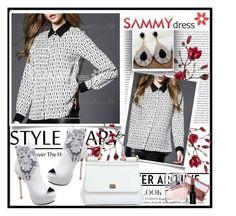 """Sammydress 25"" by car69 ❤ liked on Polyvore featuring Sia, HUGO, Smashbox, Dolce&Gabbana and sammydress"