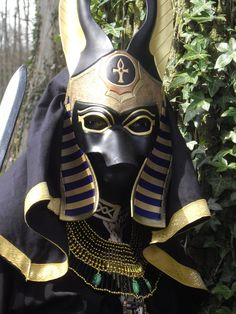 Pictures of Anubis | The mask of anubis by Sartras-Kiasyd