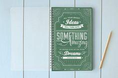 10+ Fun Notebooks to Love   www.bydawnnicole.com