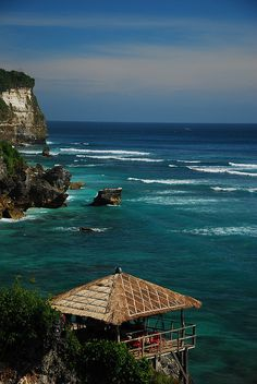 Uluwatu - Bali - Indonesia (von alories) - Explore the World with Travel Nerd Nici, one Country at a Time. Bali Lombok, Places To Travel, Places To See, Travel Destinations, Ubud, Dream Vacations, Vacation Spots, Philippines, Wanderlust