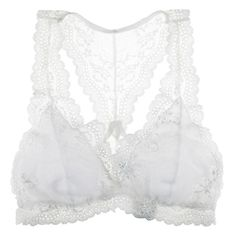 I read a few years back that many in the fashion world considered showing underwear to be unseemly. Well. This bralette is a great innovation in that vein. Wear a bra under a summer top without having it look like a bra. Kind of a dickey in bra form.