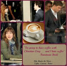 from Fifty Shades of Grey Official Fan Club FB page