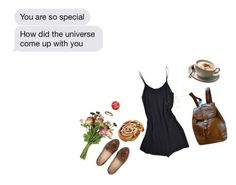 """cafe dates"" by salopping ❤ liked on Polyvore featuring OKA and Jack Wills"