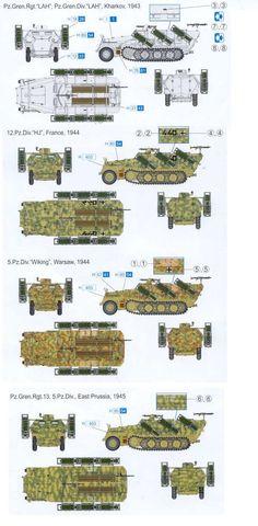 Dragon Sd.Kfz.251 series