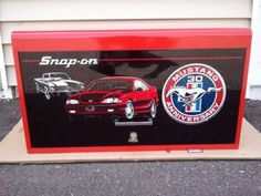 Snap-on-30th-Anniversary-Mustang-Toolbox