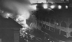 A three-alarm fire strikes Seattle's Pike Place Market on December Uss Helena, Green Bay Packers Game, Washington State History, Wake Island, Penang Island, Wildest Fantasy, Pike Place Market, Ghost Tour, Japanese American