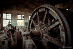 Abandoned salt mine in Wapno / Opuszczona kopalnia soli w Wapnie Urban Exploration, Abandoned Places, My Photos, Salt, Explore, History, Photography, Derelict Places, Old Abandoned Houses